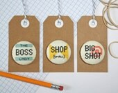 Small Business button