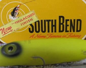 South Bend Bass-Oreno 973 collectible ON SALE