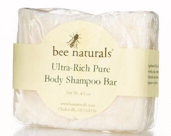 Ultra Rich Pure Body Shampoo Bar