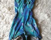 mermaid vintage style swimsuit retro