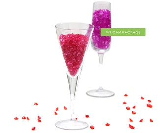 1800 Diamond Vase Filler Acrylic Ice Rock Confetti for Wedding Table Scatter Decorations and Floral Arrangements