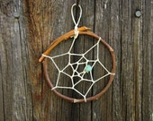 Willow and Aventurine Dreamcatcher