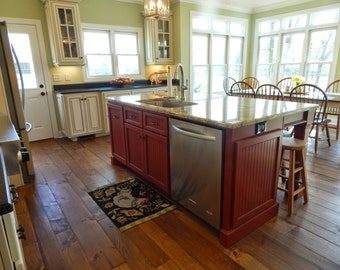 """Eastern White Pine - Old Growth Hardwood Flooring - Solid Wood - 3/4"""" - T&G"""