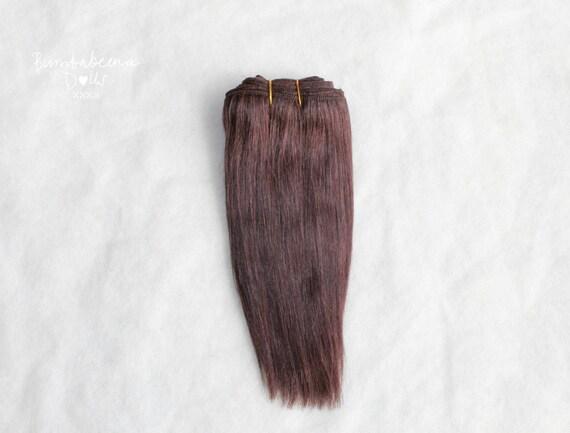 Mohair Weft Doll Hair 47