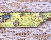 Terrific Tennessee State Brooch