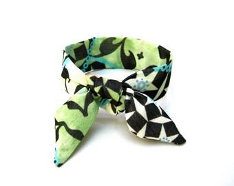 Wired Bun Tie, Bun Crown, Bun Wrap, Bun Tiara, Bun Holder, Wrist Wrap, Hair Accessory, Hair Tie, Top Knot Band, Bun Twist Tie, Ready To Ship