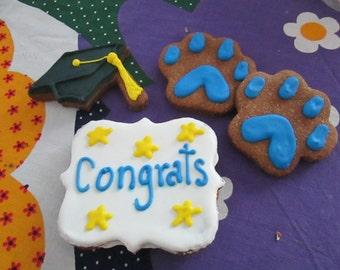 Graduation Dog Treats Obedience School Puppy Kindergarten