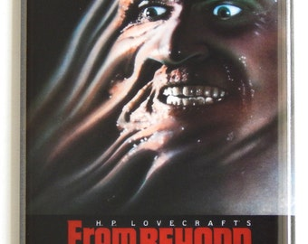 From Beyond Movie Poster Fridge Magnet (2 x 3 inches)