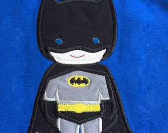 Batboy Applique design