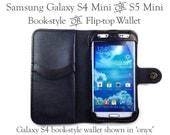 Galaxy S5 Mini Leather Wa...