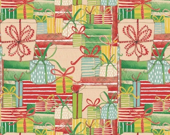 Blend Fabrics - Joy & Wonder - Prezzies - Multi