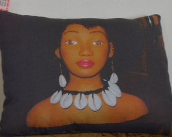 """Beautiful 6"""" Doll Pillow from the U R Beautiful Collection"""