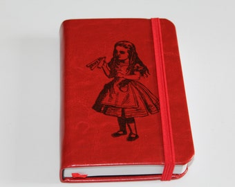 Alice In Wonderland Drink Me Journal Sketchbook