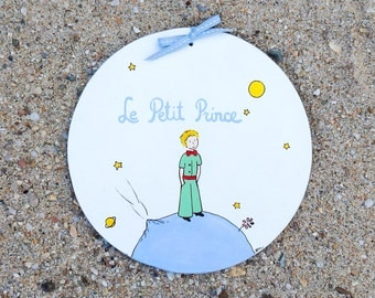 Child's tag Little Prince