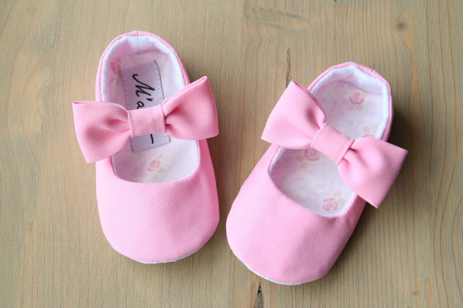 Light pink baby shoes pale pink baby girl outfit wedding