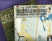 1970's Olde Time Needlework Patterns & Designs June 1973 May 1975