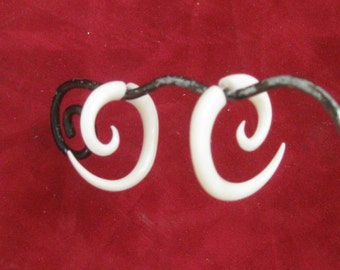 Fake Gauged hoops free ship and Gift box