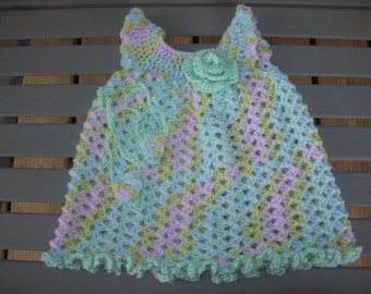Dress,Barefoot,Sandals,Baby,Girl,Infants,Crocheted,Photo,Gift,Babies,Infant,Girls,Newborn,Three Months,Clothing