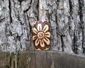 Flower Dreadlock~Craft Bead