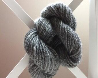 Handspun Gotland Yarn, 2ply, 200g, 182 yards