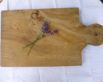 Solid Wood Vintage French Chopping Board Rustic Cottage Country Farmhouse Kitchen