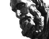 Rodin - The Burghers of Calais Photograph
