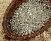 20g 11/0 seed beads Czech seed beads Czech rocailles 11/0 seed beads Silver Lined seed beads NR 317