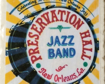 Preservation Jazz Hall New Orleans Coaster