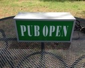 Pub Open/Closed Light