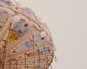 Paris Carousel Fine Art Photograph