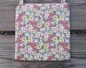 Small Crossbody Purse Crossbody Bag Sling Shoulder Bag Boho Purse Hippie Bag Flower Purse Flower Tote