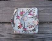Small Crossbody Purse Crossbody Bag Sling Shoulder Bag Boho Purse Hippie Bag Paris Purse Paris Tote