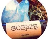 Solid Perfume // Herbal Scent // Botanical Perfume // Moths // Moonlight // Cosmia // Essential Oil Perfume