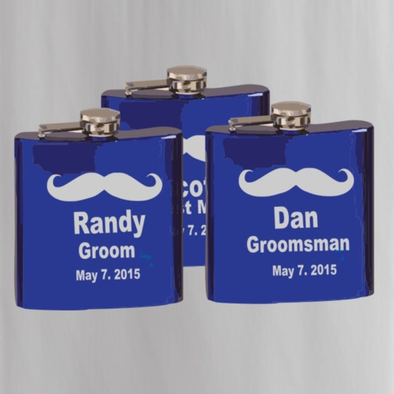 wedding flask, bachelor party gift, bachelor party flask, grooms flask, groomsman gift, best man flask, father of bride/groom gift,