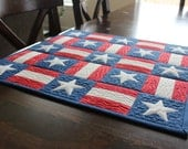 EMBROIDERY PATTERN 150 mm in-the-hoop quilt blocks - americana for 150 mm hoop
