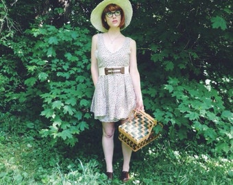 The Summer Picnic Dress