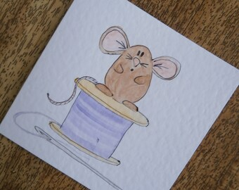Mouse card for any occasion