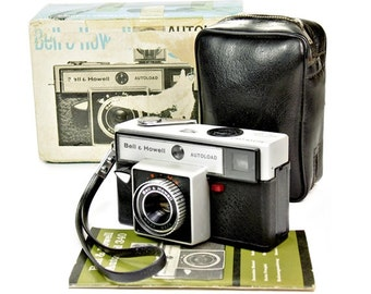 bell and howell autoload super 8 camera manual