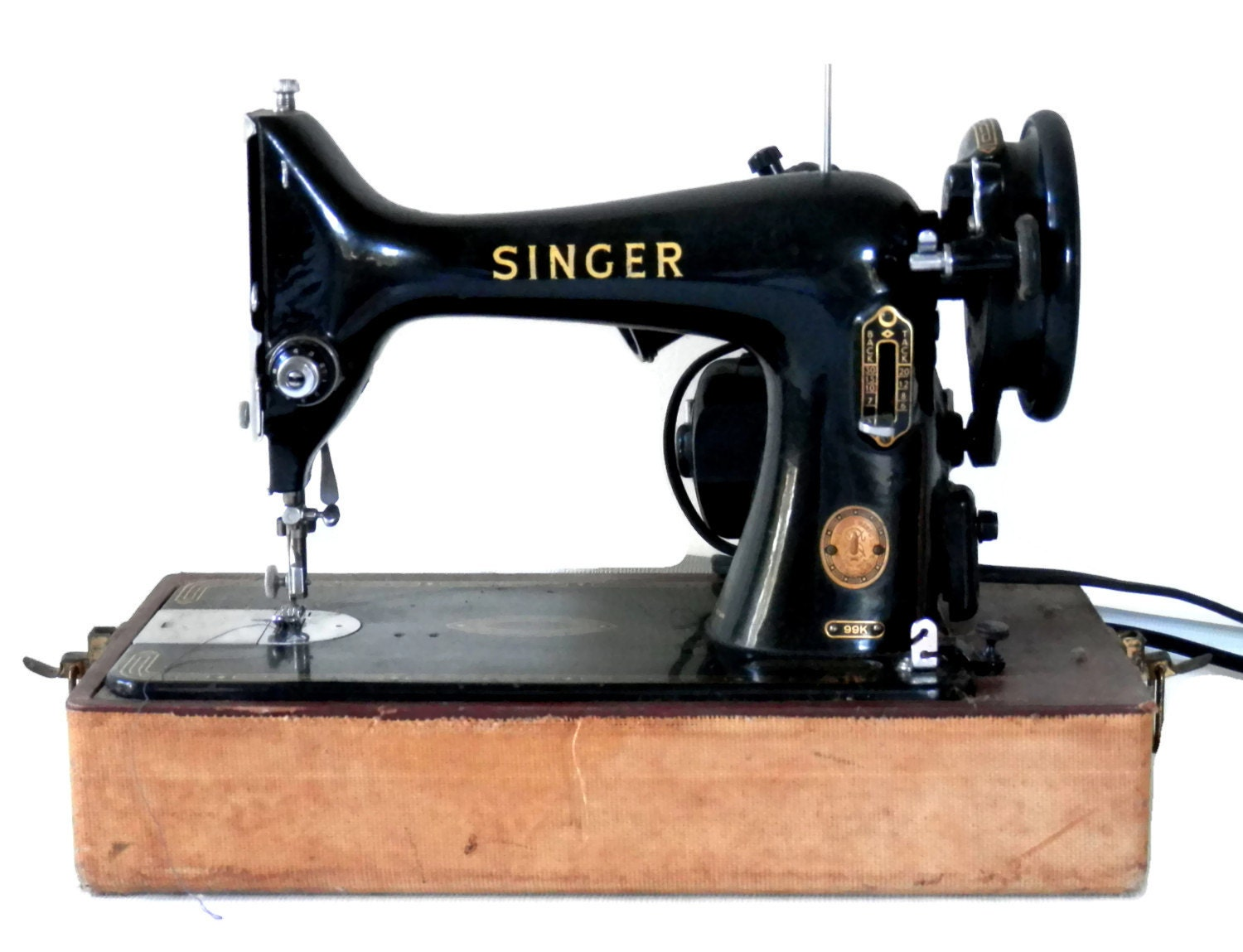 horn sewing machine cabinet manual