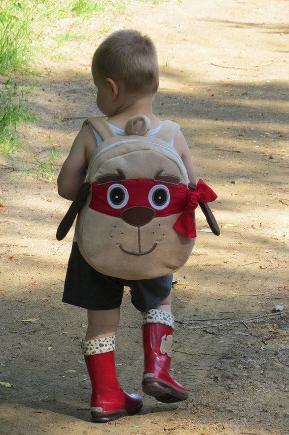 Superhero Backpack, Toddler Backpack, Preschool Backpack,  Child Backpack, Adventurer Backpack