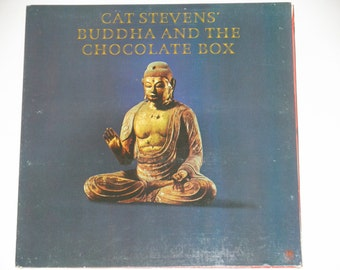 """Cat Stevens - Buddha and the Chocolate Box - """"Oh Very Young"""" - A&M Records 1974 - Vintage Gatefold Vinyl LP Record Album"""