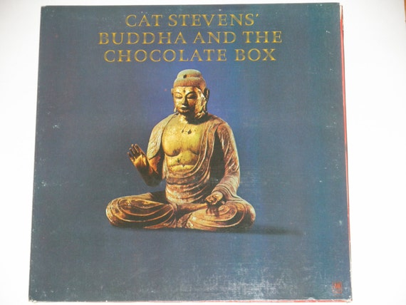 Cat Stevens Buddha And The Chocolate Box Oh Very