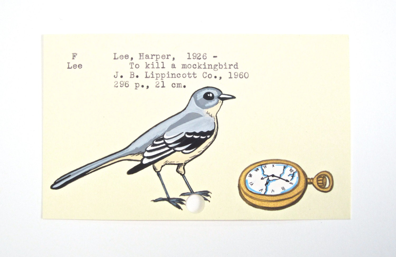 Kill mockingbird scrapbook ideas -  Zoom