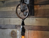 Industriale Wall Sconce - Apothecary Bottle