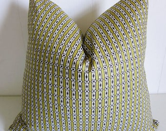 Parson Gray Pillow Cover Vegabond Palace Tribal Geometric Decorative Pillow Indian Native American Southwest Throw Pillow Cover
