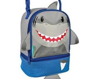 Personalized Stephen Joseph Shark Lunch Box