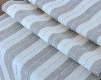 Linen Table Runner / Striped