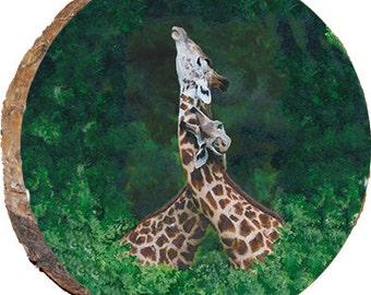 Giraffe Love - DAL006