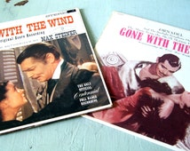 Gone With the Wind Vintage Records, Columbia and MGM