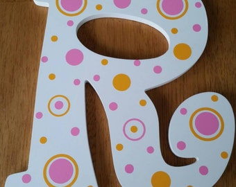 Clearance Wooden Letter
